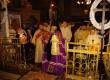 Вчора в монастирі Феодор молився з двадцятьма священниками за святителя Миколая (ФОТО)