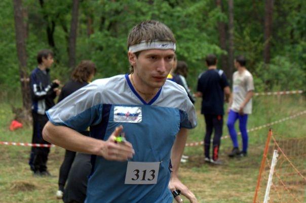 Мукачівський орієнтувальник виборов бронзу на Чемпіонаті України