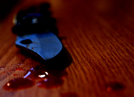 Ужгородка зарізала свого співмешканця та залишила помирати у під'їзді