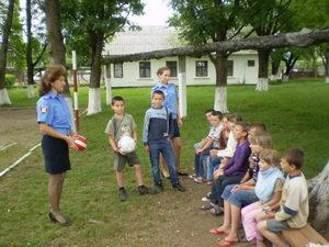 Правоохоронці навідались до Ільницької школи-інтернату