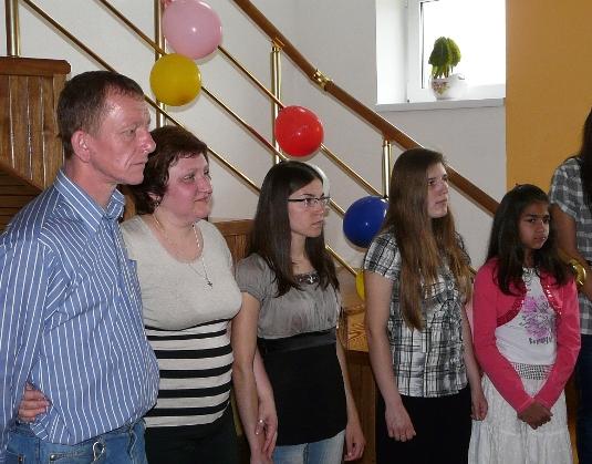 В Мукачеві відкрили дитячий будинок сімейного типу