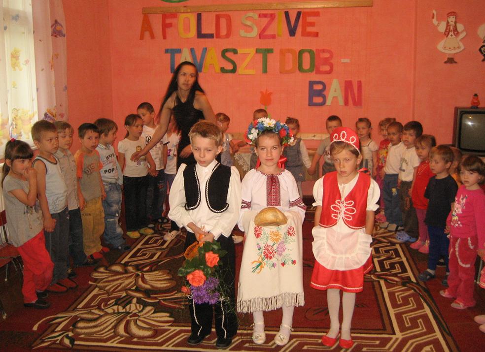 Берегівська малеча отримала подарунки з нагоди Дня захисту дітей