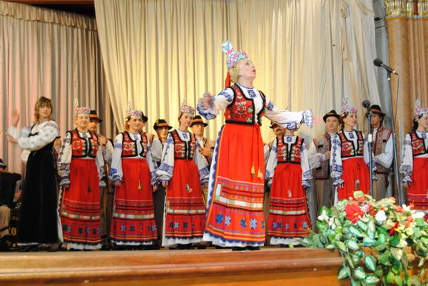 На честь Закарпатського народного хору випустили книжку