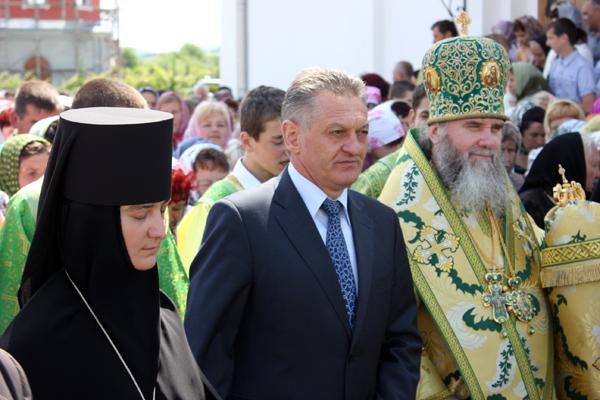20-річчя Свято-Троїце-Кирило-Мефодіївського монастиря відзначили на Закарпатті