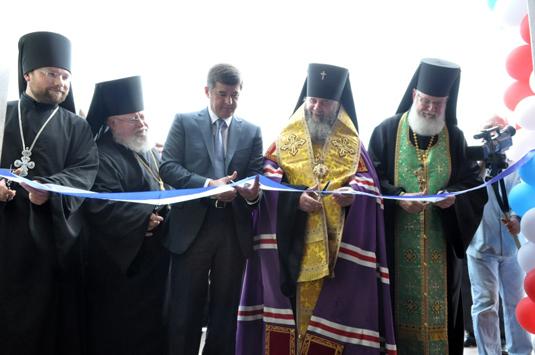 В Ужгороді відкрили медичний центр Мукачівської єпархії