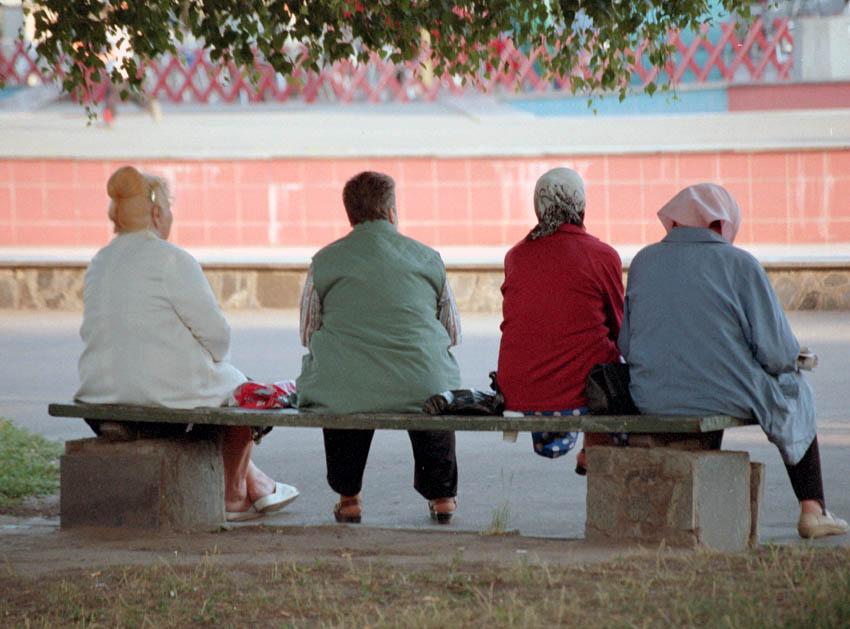 Пенсійний вік для жінок можуть зменшити