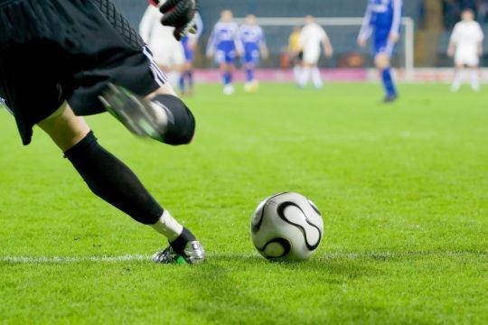 Матч ¼ обласного юнацького чемпіонату з футболу відбувся