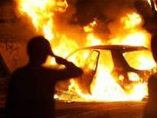 Хто підпалив автомобіль Маргарити Мощак?