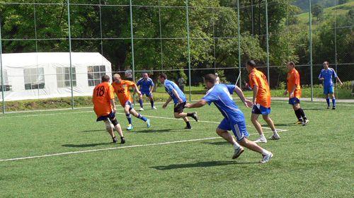 На Свалявщині податківці прийняли участь в спортивних змаганнях (ФОТО)