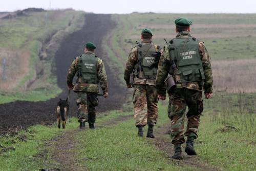 Чопські прикордонники затримали нелегалів з Грузії