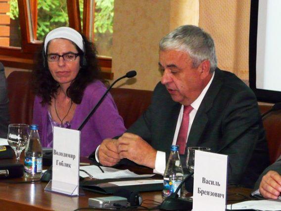 В Ужгороді обговорили розвиток сільських територій