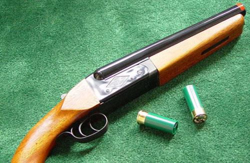 Закарпатець зберігав вдома саморобний пістолет