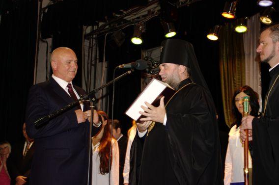 Мукачівська єпархія вітала медиків з професійним святом