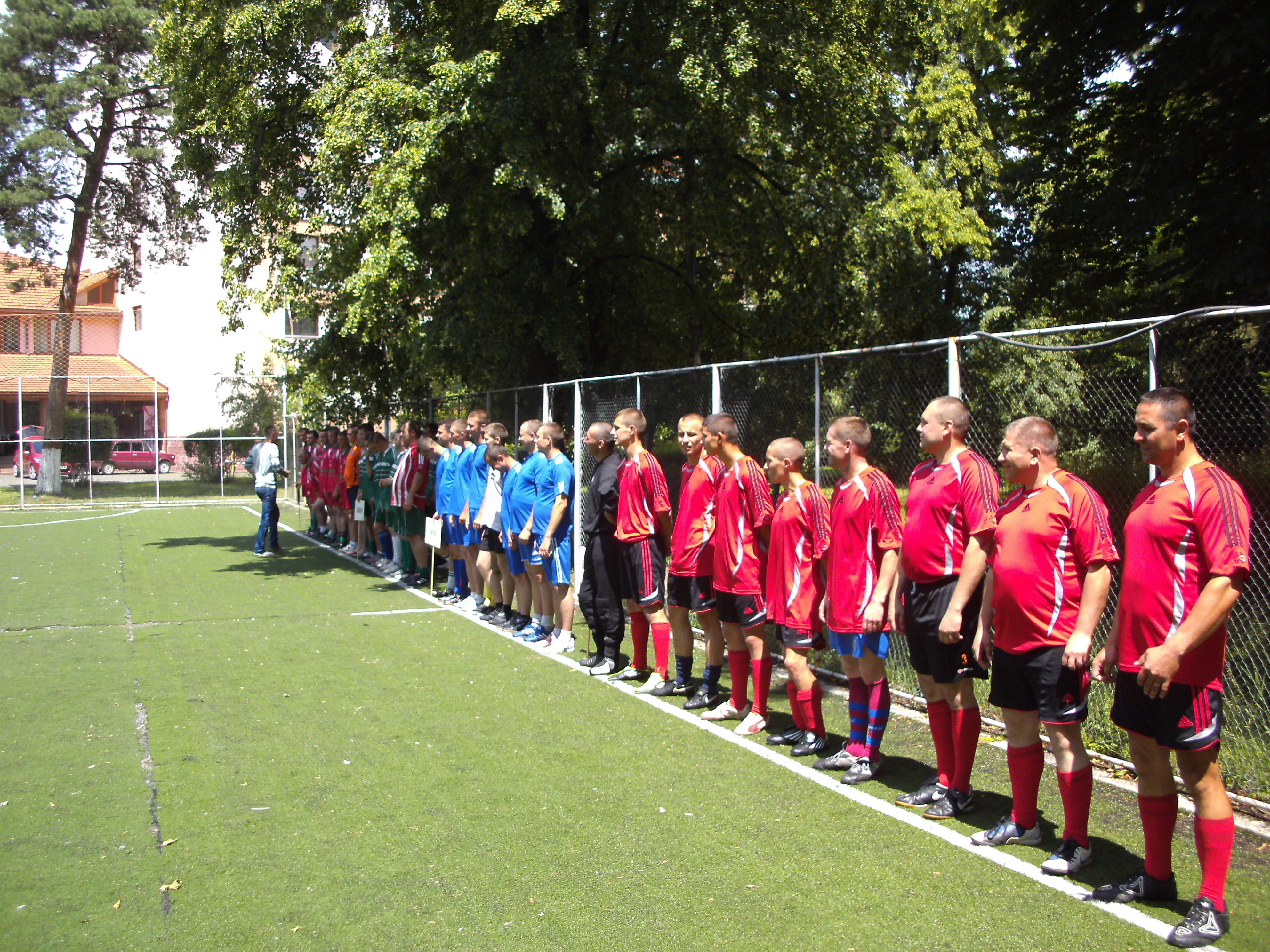 Прикордонники взяли участь в чемпіонаті з міні-футболу