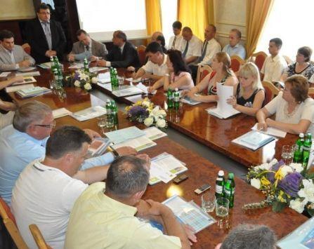 Чехи розповідали, як налагодити систему місцевого управління