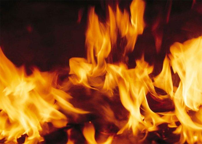 Житель Іршавщини отримав опіки спалюючи сміття