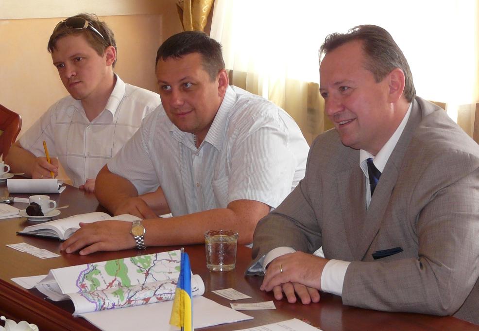 Закарпаття відвідали румуни