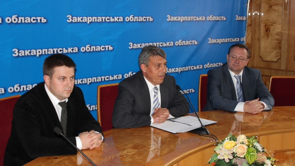 В ОДА представили нового начальника Головного управління Держкомзему