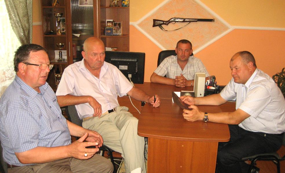 Очільники Берегівщини перевірили стан справ в селі Кідьош