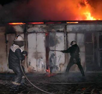 У Мощак знову підпал: цього разу згоріло її кафе