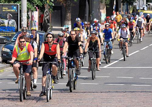 В Мукачеві стартуватиме велопробіг проти абортів