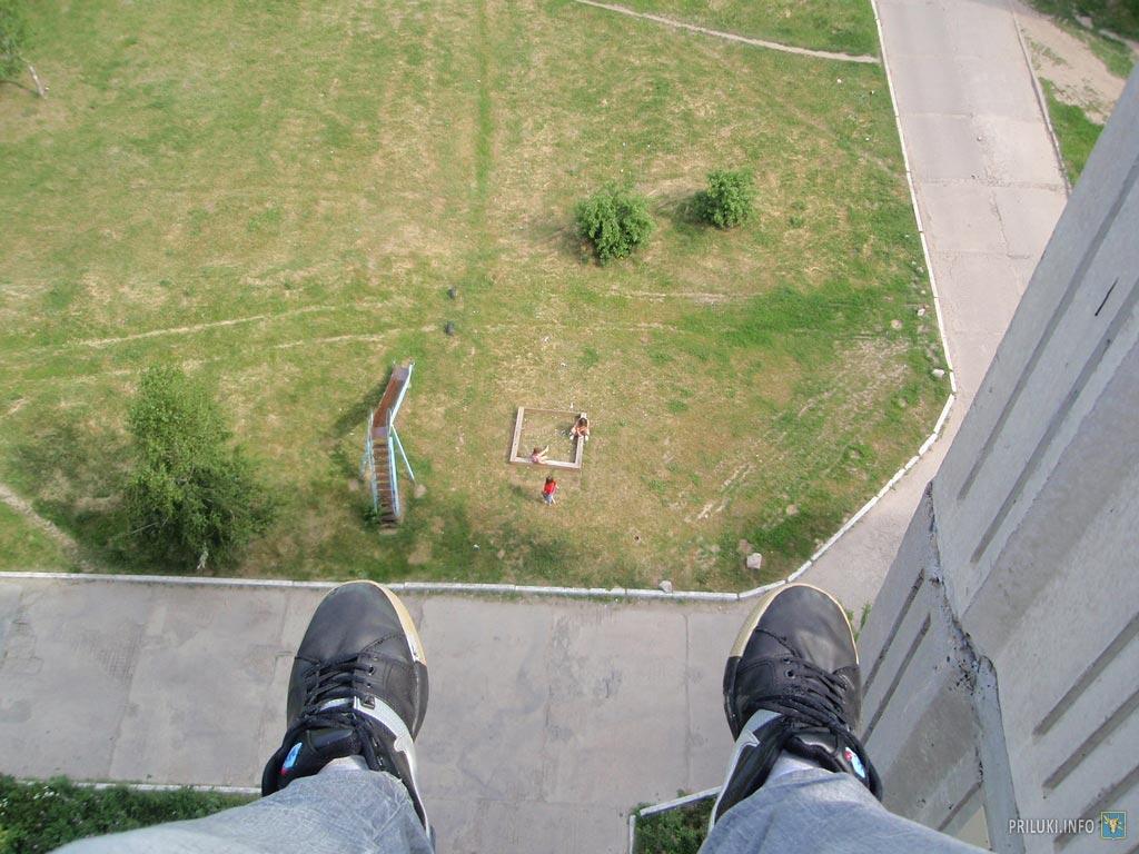 Десятирічний хлопчик з Ужгороду стрибнув з дев'ятиповерхівки