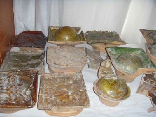 В Королівському замку знайдено унікальну піч приблизно XVII століття