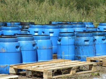 Пестициди з Мукачівського району вивезуть до Польщі
