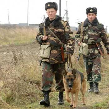 Чопські прикордонники затримали нелегалів з Кавказу