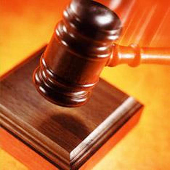 """Двоє засуджених влаштували """"дебош"""" в залі Мукачівського суду"""
