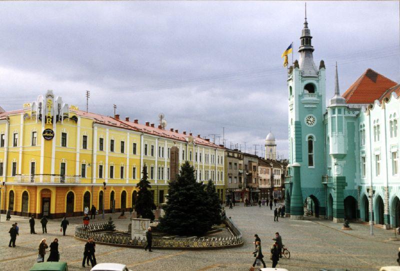 Мукачево увійшло до числа найкультурніших міст України