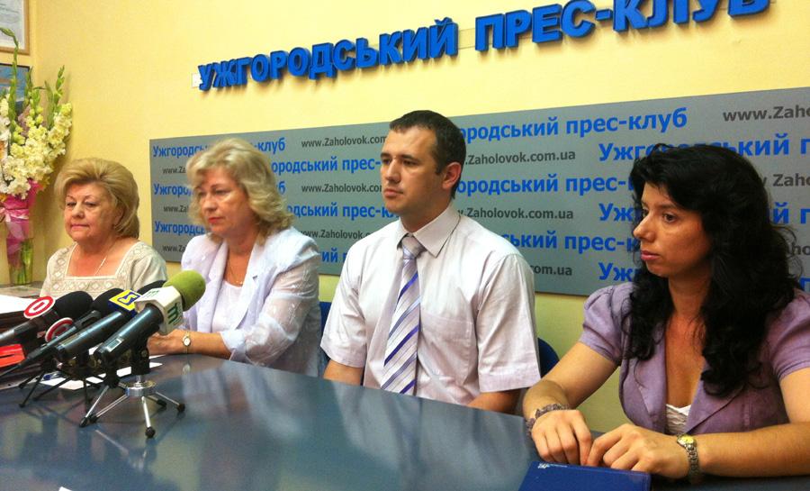 З нагоди Дня бухгалтера в Ужгороді обговорювали особливості цієї професії