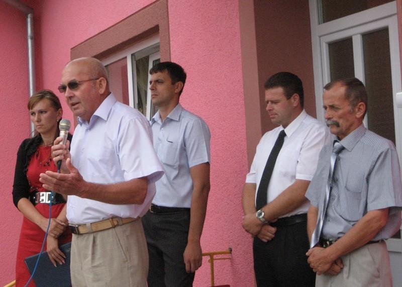 В селі Запсонь відкрили оновлений дитячий садочок (ФОТО)