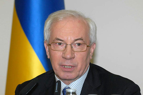 Азаров оголосив цифру приросту ВВП в Україні