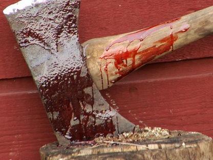 На Луганщині син розчленував батька та розкидав частини його тіла по всіх районах області