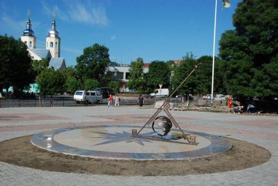 В Іршаві з'явилась своя Алея Слави (ФОТО)