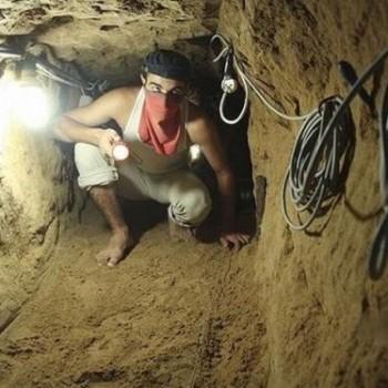Контрабандний підземний тунель на Закарпатті функціонував два роки (ВІДЕО)