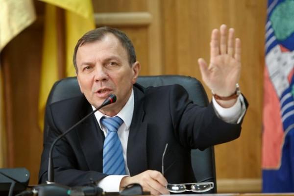 """Віктор Погорєлов проголосував проти """"мовного"""" звернення до Януковича"""