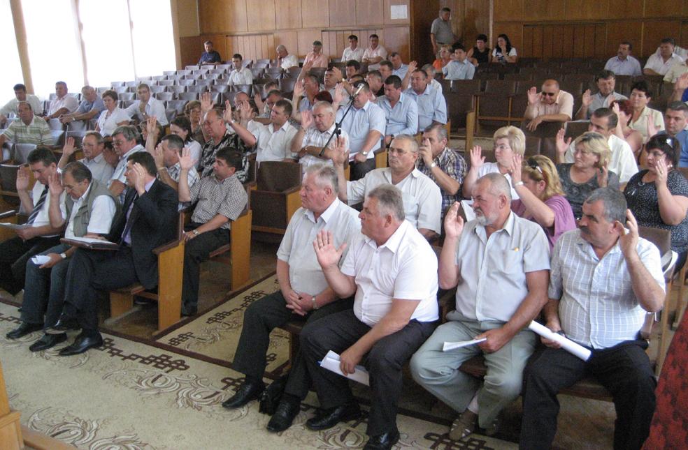Берегівські депутати внесли зміни до районного бюджету