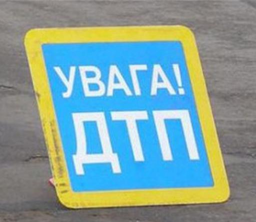 """В Ужгороді ДТП. """"Мерседес"""" протаранив маршрутне таксі"""