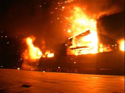 На Закарпатті збільшилась кількість пожеж на 60%