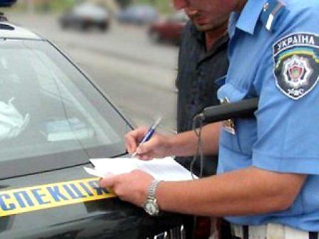 Від начальника відділення Чопського прикордонного загону з автомобіля вкрали номерні знаки