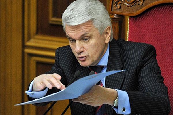 Литвин підписав мовний закон