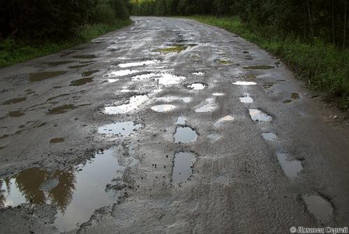 Сільські та селищні ради мають 27 мільйонів гривень для ремонту доріг