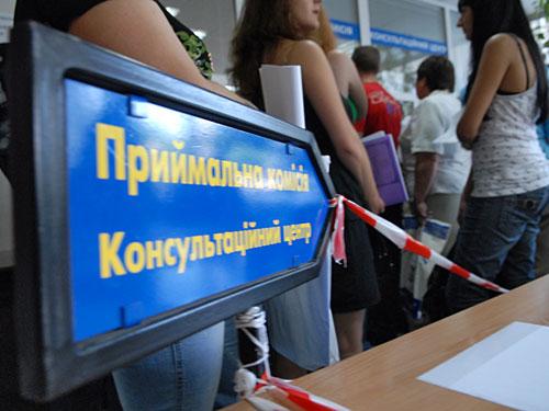 Мукачівський держуніверситет аутсайдер у вступній кампанії серед закарпатських вишів
