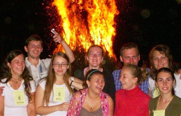 Молодь Мукачівської єпархії відвідала Румунію (ФОТО)