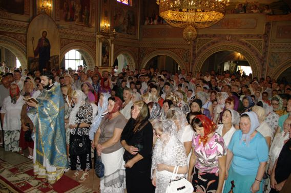 В Мукачеві відзначили Престольне свято кафедрального собору (ФОТО)