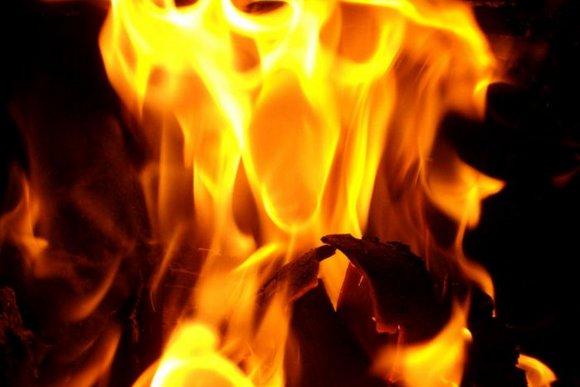 На Рахівщині під час пожежі згоріло немовля