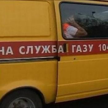 """На Мукачівщині """"Урал"""" пошкодив газопровід"""