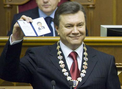Опозиція готується до імпічменту Януковича